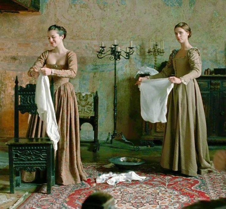 Maids with braids