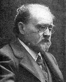 Émile Zola, padre y mayor representante del naturalismo.