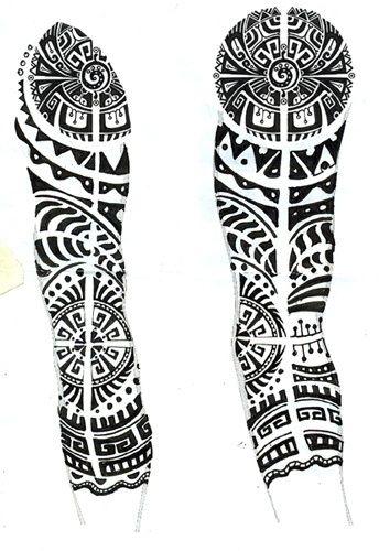 arm tattoo by susanrudat, via Flickr Illustrations | tattoos picture design tattoos online