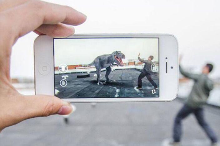 Veja como funciona a realidade aumentada no novo sistema da Apple no iOS 11 http://ift.tt/2eFCzxA