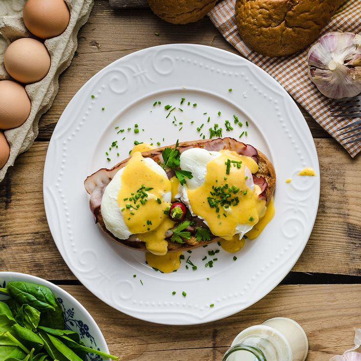 There are quite a few conflicting accounts of the origin of the Egg's Benedict-- which would you say is most likely to be the real deal?