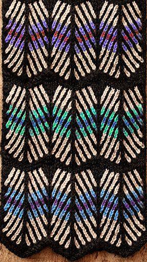 Kieran Foley: knit/lab fair isle collection