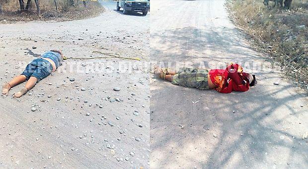Tiran cuerpos maniatados de una pareja en camino rural de Tierra Blanca - http://www.esnoticiaveracruz.com/tiran-cuerpos-maniatados-de-una-pareja-en-camino-rural-de-tierra-blanca/