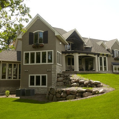 Traditional Exterior Earth Tone Colors Dream Home Pinterest Traditional Colors And Photos