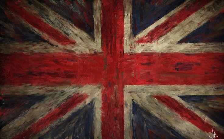 GB flag..