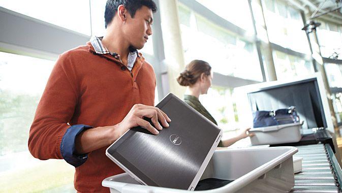 Ordinateur portable Dell LatitudeE6420 repensé pour s'adapter à votre monde