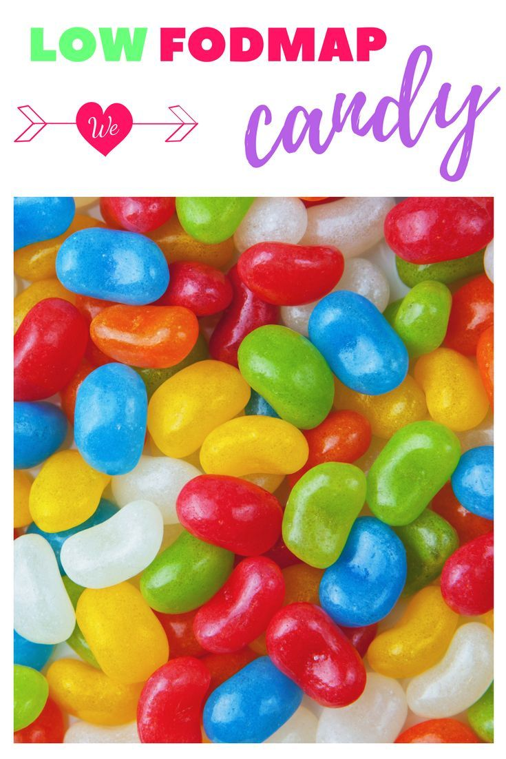 Low fodmap candy – the ultimate guide. And other treats you can eat on low fodmap diet. Is sugar low fodmap?  Is chocolate low fodmap?