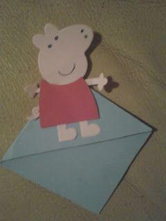 Segnalibro di Peppa Pig
