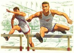 RUN THE RACE: A SUPER SUNDAY SCHOOL LESSON FOR LEARNING HEBREWS 12:1 FROM THE BIBLE