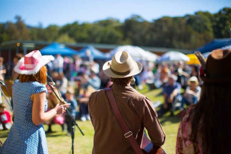 Foragers Markets, Bulli NSW - Live Bands