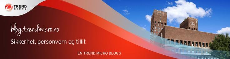 blog.trendmicro.no | Trend Micro Blog Norway