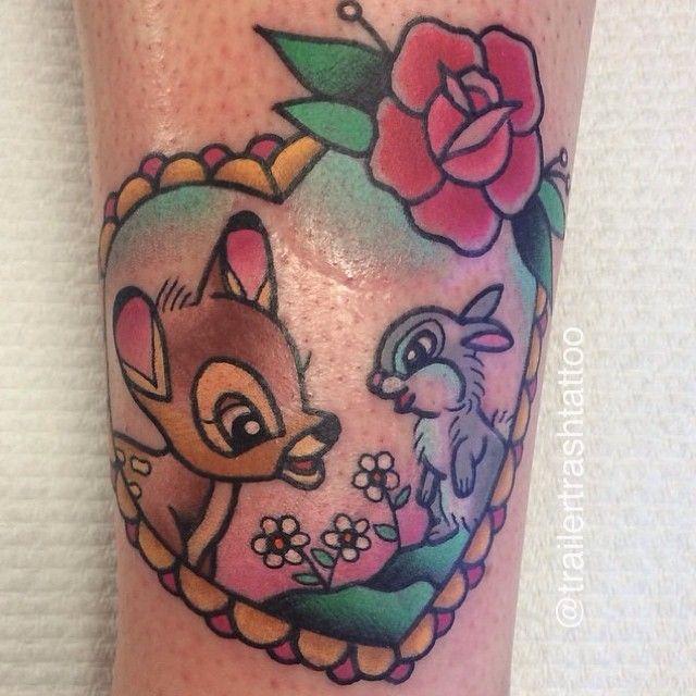 Bambi & Thumper by @chantel_666 !!!