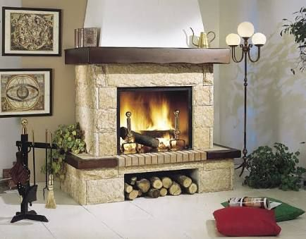 M s de 25 ideas incre bles sobre chimenea falsa en for Fuego falso para chimenea
