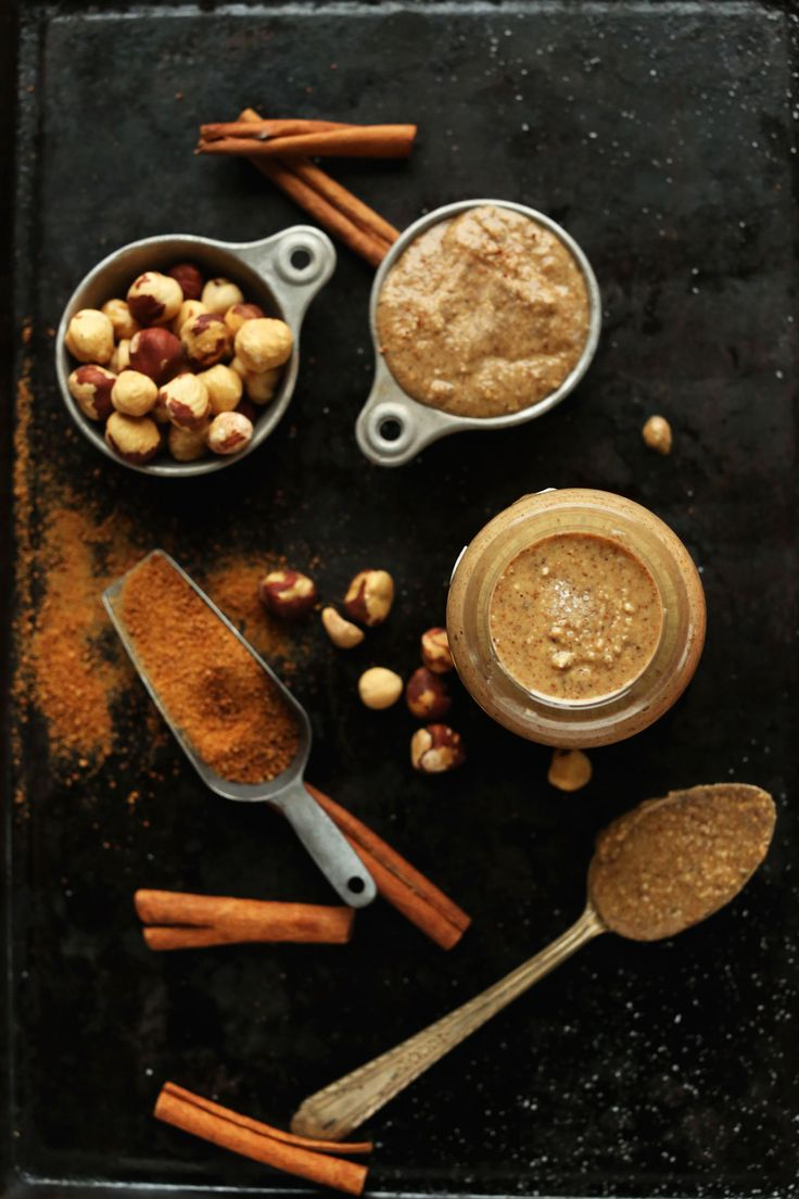 Cinnamon Hazelnut Butter