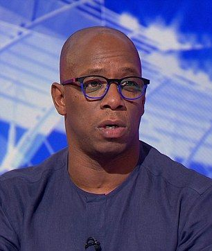 Ian Wright branded the penalty squabble between Son and Lamela as 'uncomfortable'