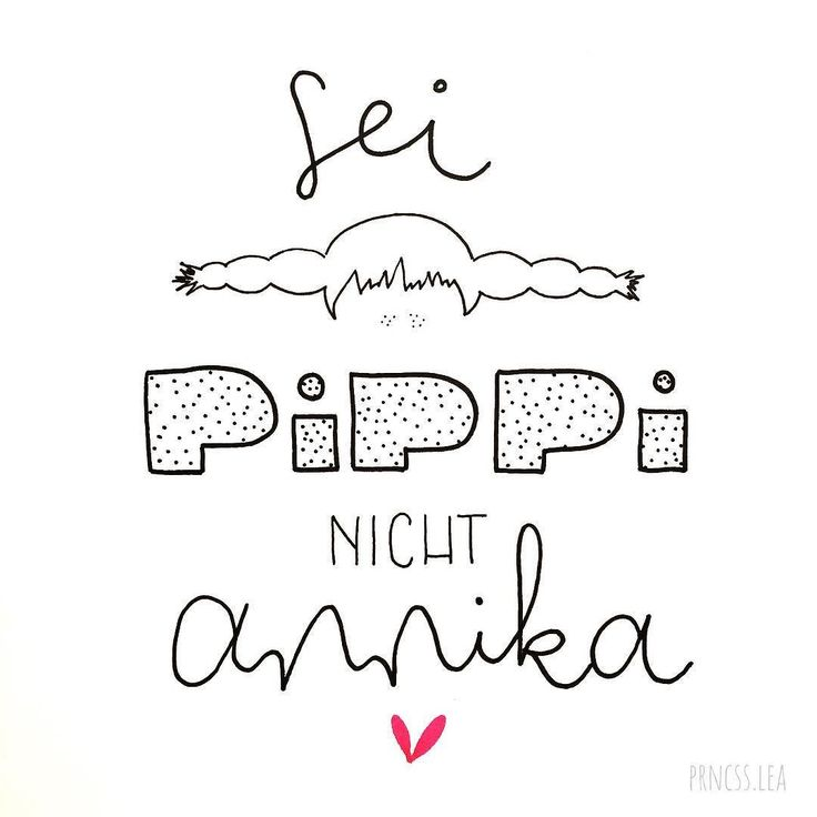 by prncss.lea || sei Pippi nicht Annika  #letterattackchallenge 4/8 @frauhoelle  #frauhoellewirdmalstolzsein #365daysoflettering #brushlettering #calligraphy #moderncalligraphy #dailytype #typo #typography #fauxcalligraphy #font #handletteredabcs #handlettering #handmadefont #handmadetype #handwritten #instagood #letterattack #togetherweletter #lettering #letteringlove #love #tombow #pigmamicron #pentel #pippi #lindgren #lieblingsbuch