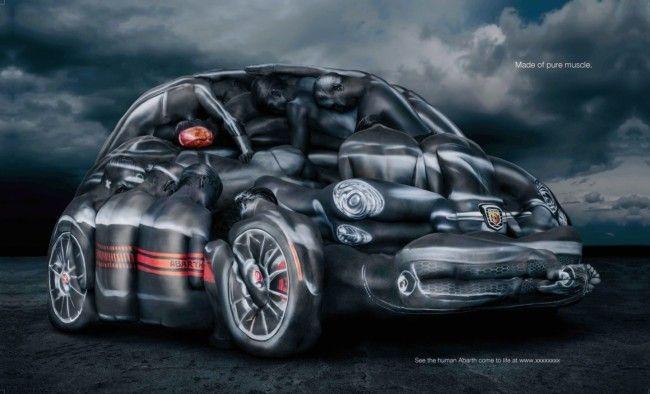 Fiat Car Body Paint
