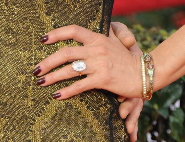 Match The Engagement Ring To Jennifer Aniston, Carrie Underwood And 6