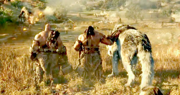 'Warcraft' Trailer Teaser Reveals First Epic Footage -- War is coming this Friday, November 6, as Legendary unveils the first trailer for 'Warcraft'. -- http://movieweb.com/warcraft-movie-trailer-teaser/