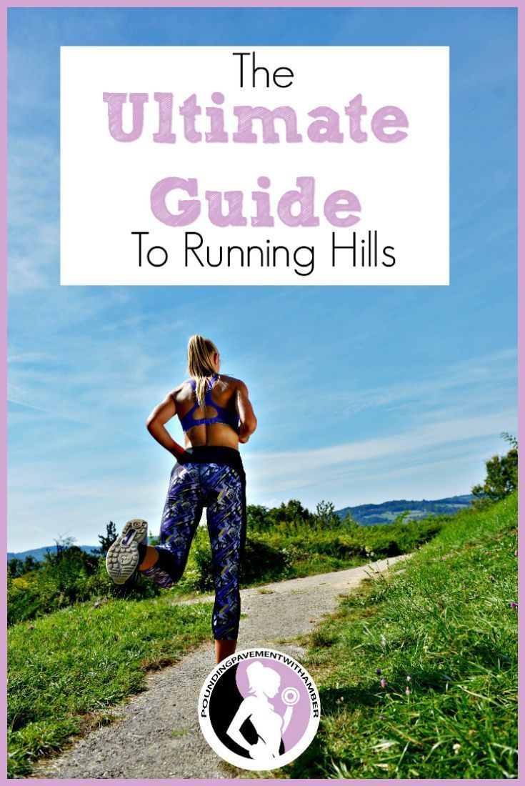 Running hills are necessary workouts for runners. Here are some tips for how to properly run hills.