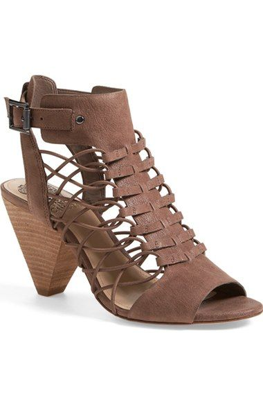 Vince Camuto Evel Leather Sandal