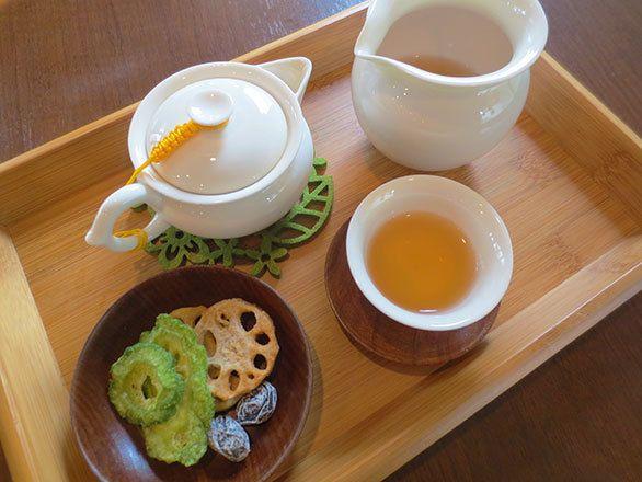 茶藝館 甜(さげいかん てん)