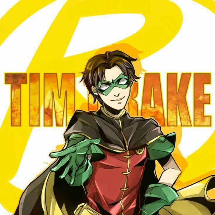 Tim Drake-DC Comics