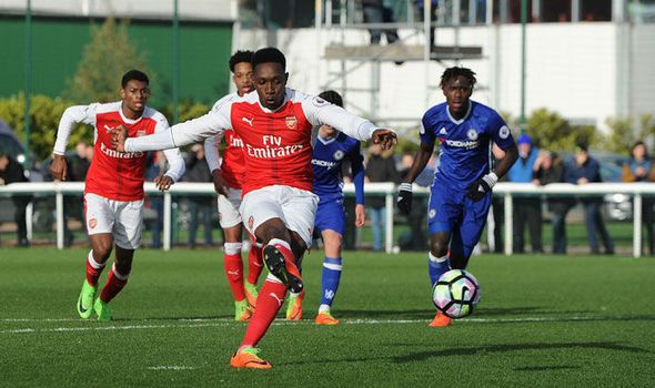 Arsenal ace Danny Welbeck puts Chelsea to the sword with clinical finish   via Arsenal FC - Latest news gossip and videos http://ift.tt/2lDxd4L  Arsenal FC - Latest news gossip and videos IFTTT