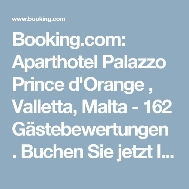 Booking.com: Aparthotel Palazzo Prince d'Orange , Valletta, Malta - 162 Gästebewertungen . Buchen Sie jetzt Ihr Hotel!