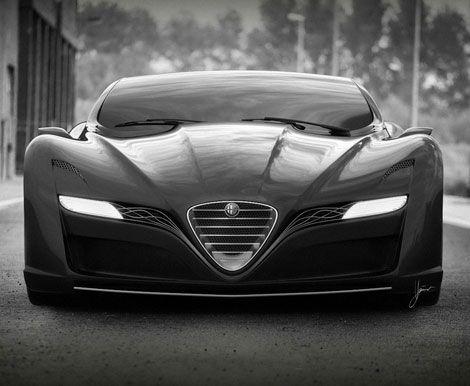 AlfaRomeo C12 GTS Concept
