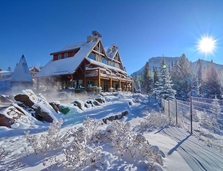 Wow! Banff Caribou Lodge & Spa  Banff, #Canada