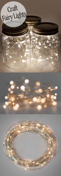 Fairy Lights to Guide You Home