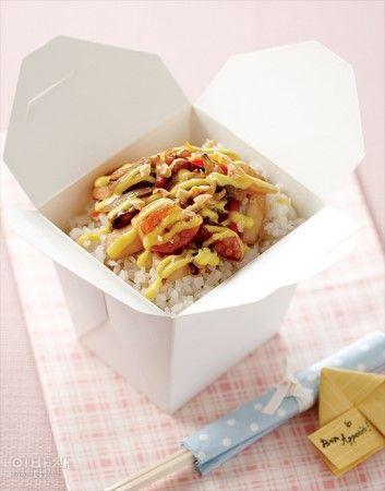 시푸드데리컵밥
