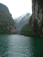 Writer's Wanderings: Three Gorges -- Lesser Gorges