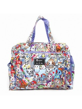 Must have this when I procreate - tokidoki x Ju.Ju.Be Be Prepared Diaper Bag Unikiki