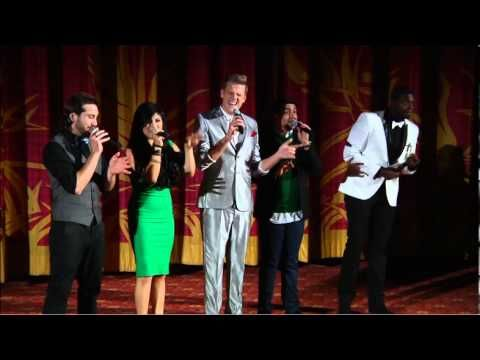 Pentatonix - The Wizard of Oz Medley - FULL PERFORMANCE! THIS GAVE ME CHILLS! THEY ARE SPECTACULAR!