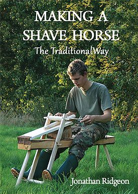 Making a Shave Horse - Tutorial e-book - jonsbushcraft