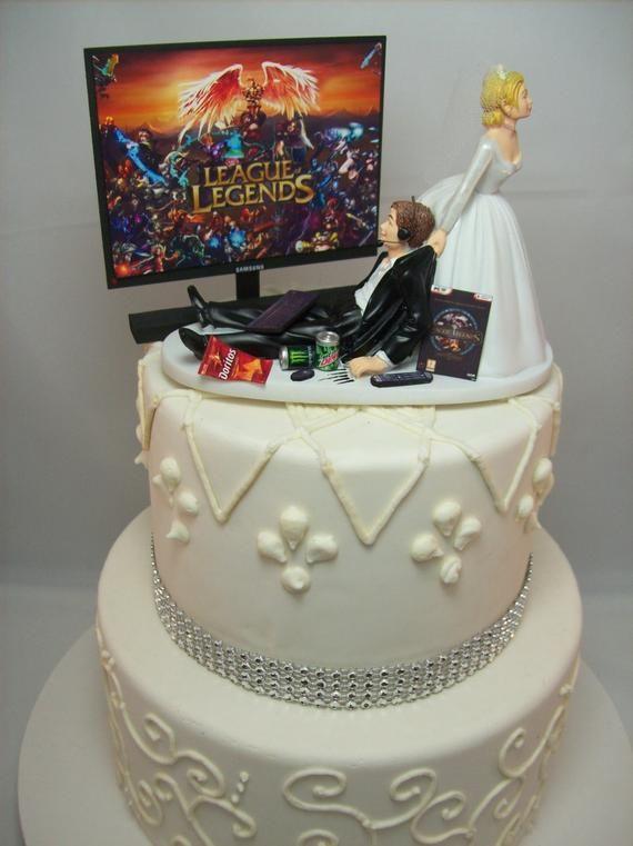 47++ Gamer wedding cake topper ideas in 2021