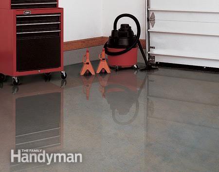 Garage Flooring Options