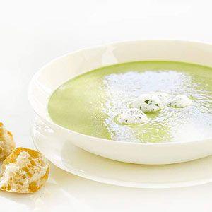 GLUTEN FREE: Asparagus Soup