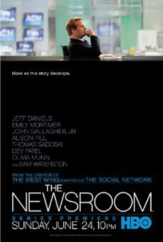 Link to article - The Awful Pieties of 'The Newsroom'    By Alyssa Rosenberg