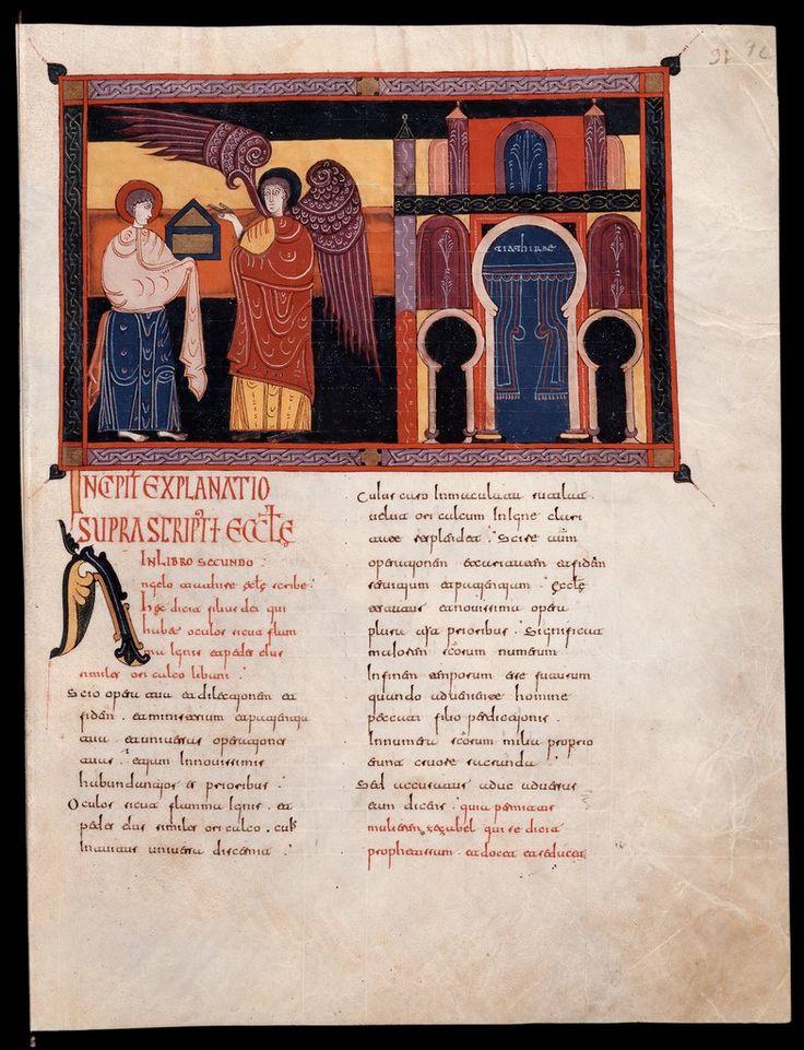 Beato de Liébana: códice de Fernando I y Dña. Sancha — Visor — Biblioteca Digital Mundial