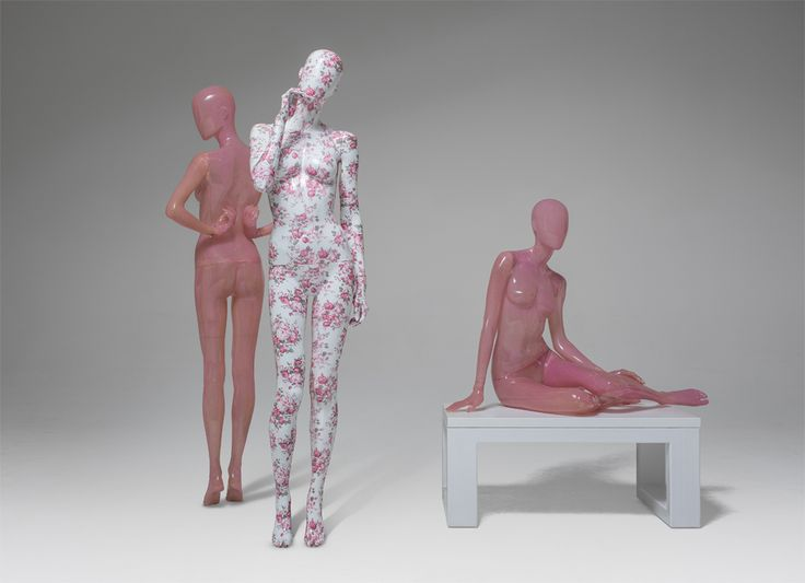 MISS ROISIN SPECIAL FINISH BY HANS BOODT MANNEQUINS