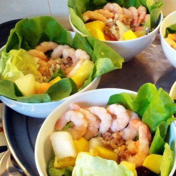 Fresh Shrimp Salad Recipes — Dishmaps