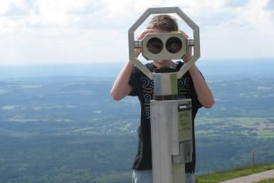 Best strategies when coping with vision loss: Looking Out
