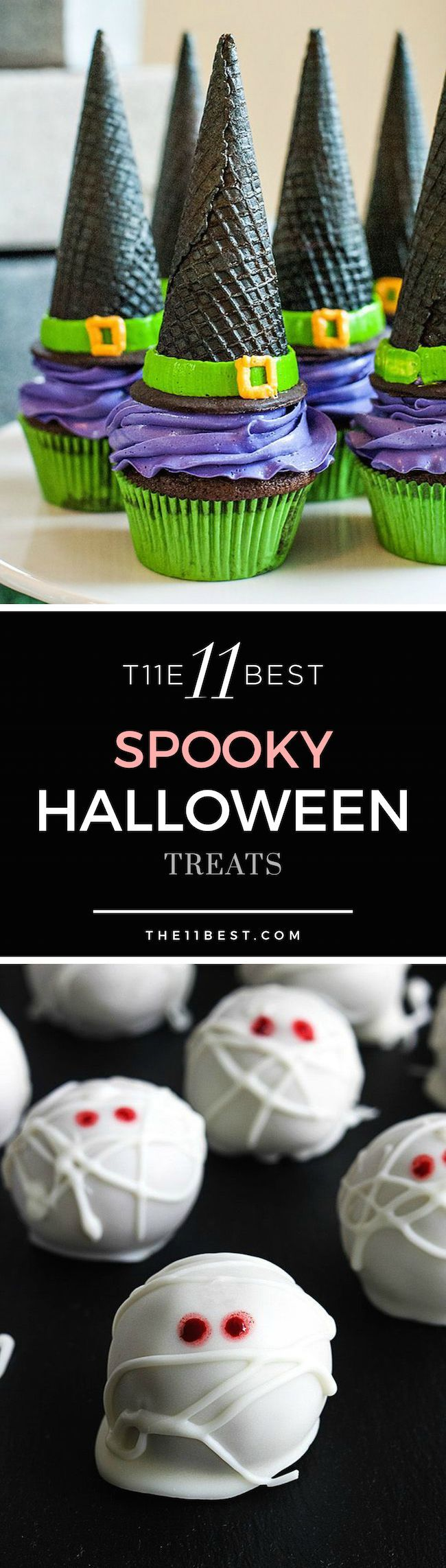 The 11 Best Spooky Halloween Treats and Dessert Ideas