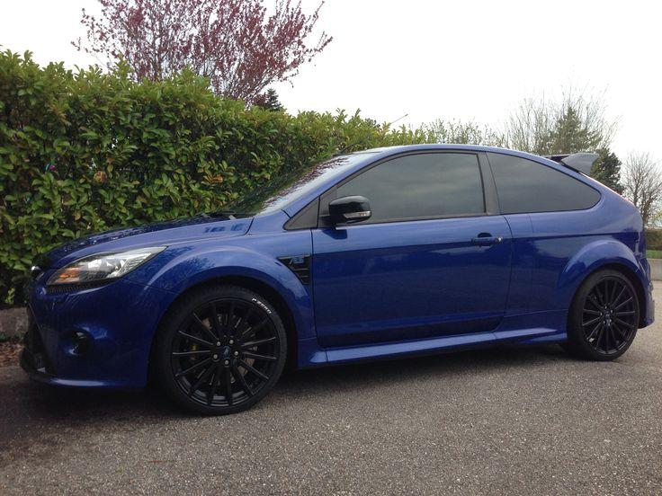 RS with Pirelli P-ZERO Silver Edition