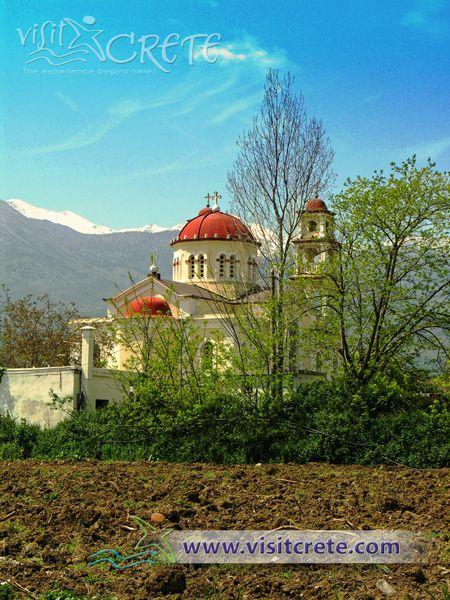 Crete, Chania, Vryses