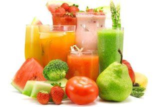 Jus Buah dan Sayur yang mengandung antioksidan tinggi