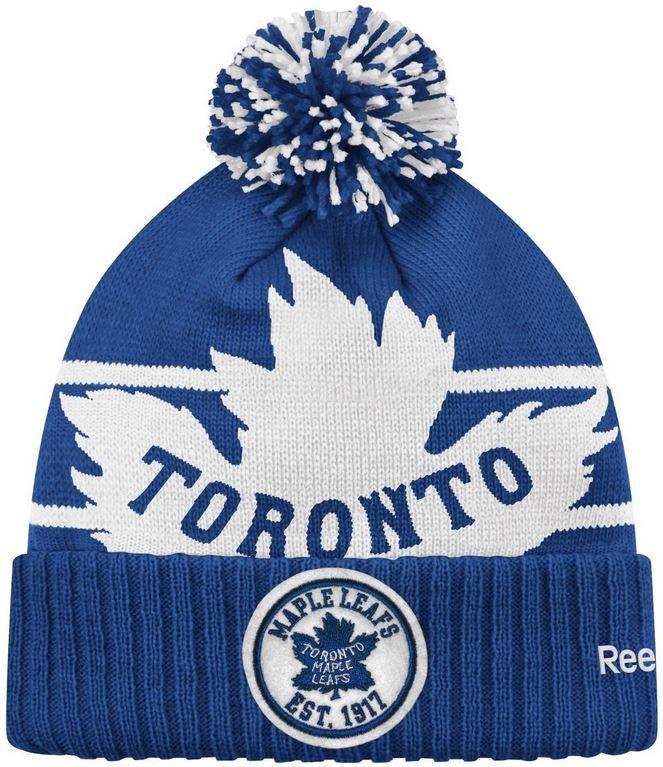 Toronto Maple Leafs 2014 Winter Classic Toque